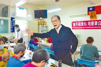 藍委陳超明疑涉貪住家與服務處遭搜索 帶回北機站偵訊