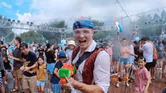 六福村冰霧派對開跑 一個月雞排賣2萬份
