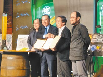 建啤變更開發 吳澤成出馬協調