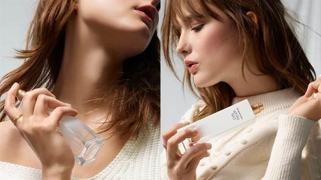 伊麗莎白雅頓2020年度白茶系列奢華新香「白茶花漾甜橘淡香水」。(圖/品牌提供)