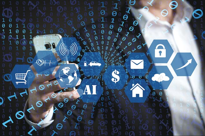 大陆现在推工业互联网,连结所有制造平台;台湾若能打造全球智慧供应链,将可以更上一层楼,连结世界。图/pixabay