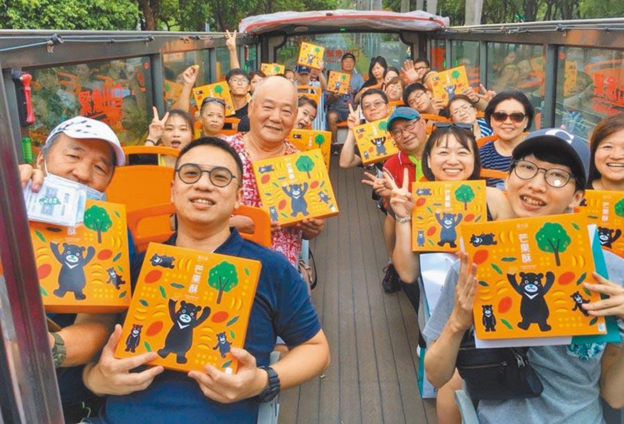 北市祭出「團客大禮包」,8月力拚2萬名旅客來台北遊玩與消費。(可樂旅遊提供/張薷台北傳真)
