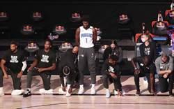 NBA》唯一不跪!魔術小將聲稱不符信仰