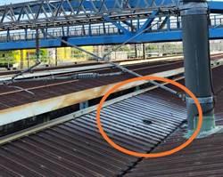 彰化火車站驚傳觸電!女慘遭2.5萬伏特電擊 全身冒煙橫躺在地
