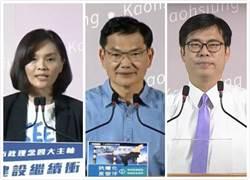 影》藍主張延續韓政策、白呼籲脫離兩黨、綠強攻韓施政缺失