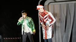 台南「水交社晴空藝術節」開幕 《變聲偵探》演出受好評