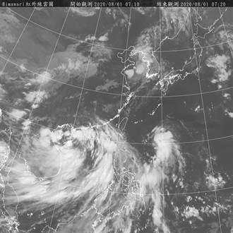 太平洋恐有雙颱逼台?辛樂克今將生成 吳德榮:明起有劇烈天氣