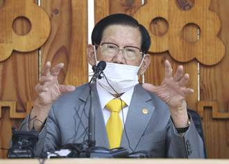 涉嫌妨礙防疫調查 南韓新天地教主李萬熙遭捕了