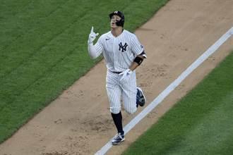 MLB》洋基法官連3場開轟 首戰擺平紅襪