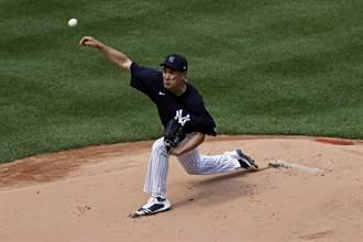 MLB》田中將大復出戰紅襪 考慮戴防護帽
