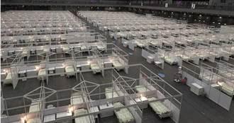 撐不住了!香港10天飆升數千例…「港版方艙醫院」緊急啟用