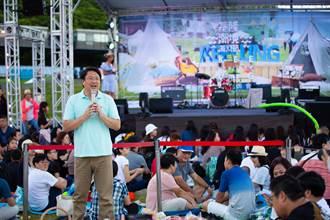 基隆海風音樂會 祭大咖歌手配無敵海景 吸引上千人湧入打卡