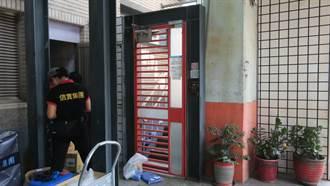 台鐵彰化站整修中 婦人攀爬公務空橋遭電爆命危