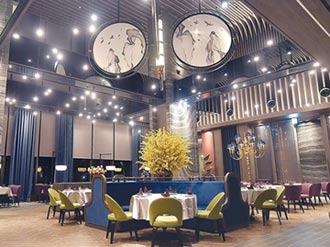 新餐廳-COZZI Blu開賣 桃園新增大型BUFFET餐廳與高檔中餐廳