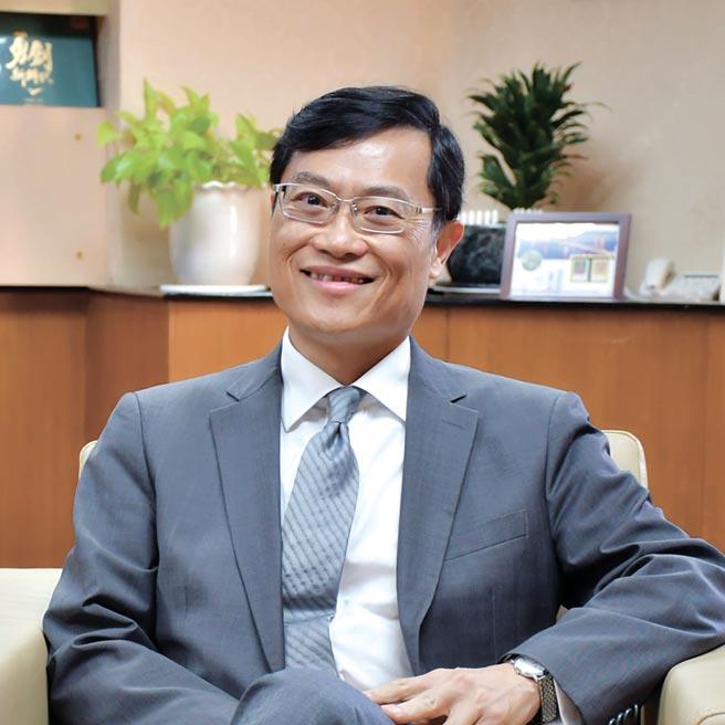 國貿局長陳正祺升任經濟部政次。圖/行政院提供