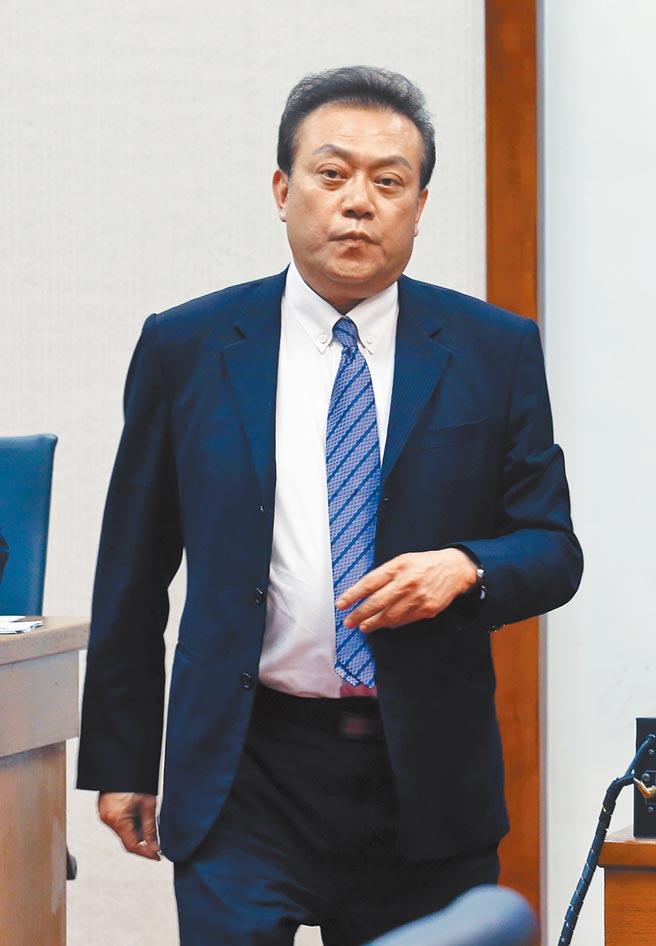 民進黨立委蘇震清最近事情多多,昨又遭檢調約談到案。(本報資料照片)