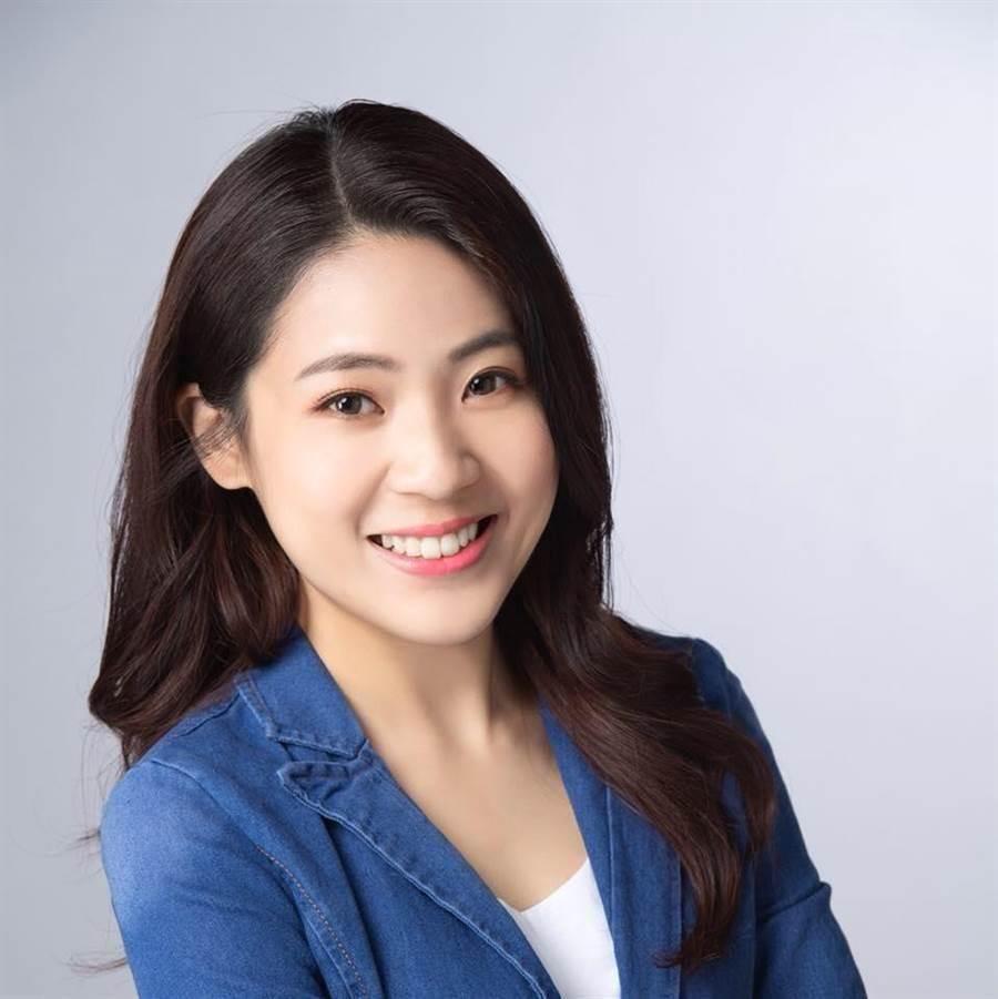 國民黨台北市議員徐巧芯。(圖/取自徐巧芯臉書)