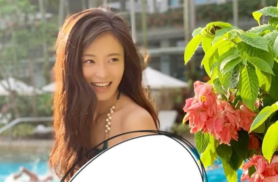日本超人氣寫真女星小島瑠璃子。(取自小島瑠璃子IG)