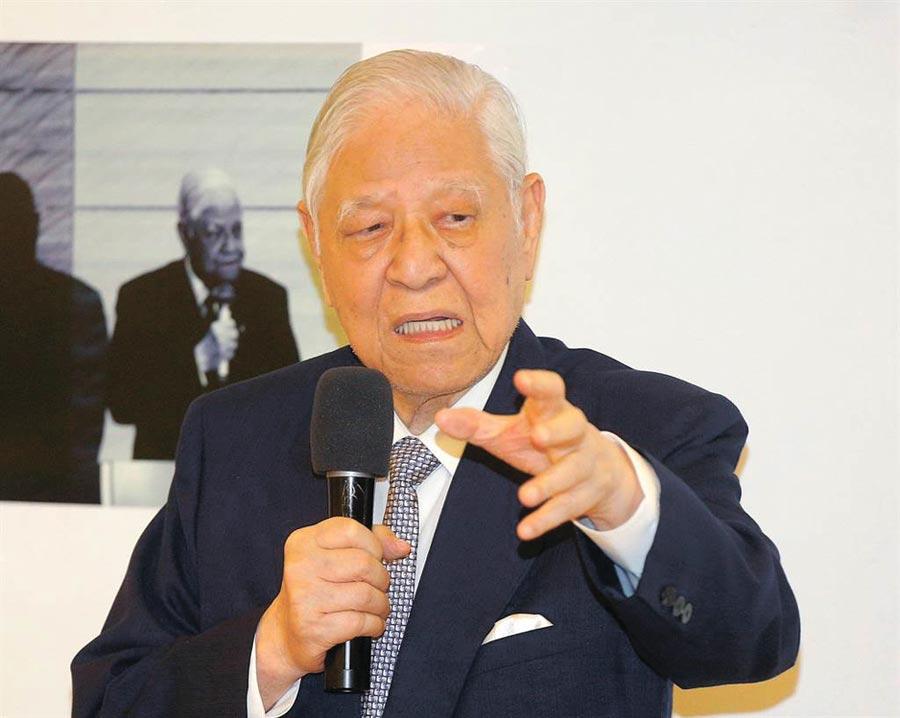前總統李登輝。(圖/本報系資料照片)