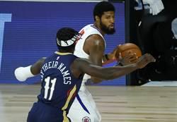 NBA》快艇25顆三分球破隊史 鵜鶘慘兮兮