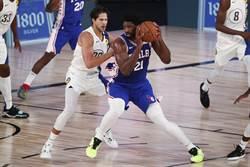 NBA》又爆內訌!恩比德跟隊友對罵被拍到