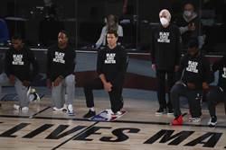NBA》帕波維奇不跪遭痛批 迪羅薩打圓場