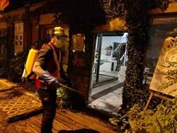 比利時染疫工程師去過 台中2酒吧暫停營業消毒