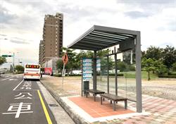 中巿候車亭、公車站體開放認養 費用可減稅