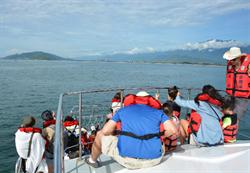 哈格比外圍環流影響 花蓮海上活動皆暫停