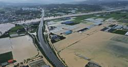 南韓中部暴雨釀災 6死8失蹤