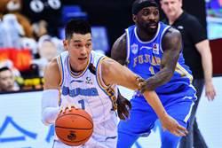 CBA》林書豪季後賽初亮相摘26分 北京輕鬆晉級
