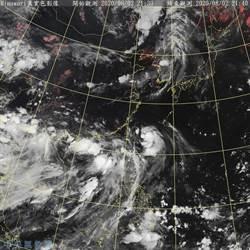 颱風「哈格比」轉強逼近中 明逢大潮嚴防外圍環流雨勢