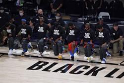 NBA》無視州議員威脅 雷霆照樣單膝下跪