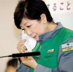 砲口下的抗疫先鋒-「東京女帝」小池百合子 連任後疫情飆高 東奧成最大挑戰
