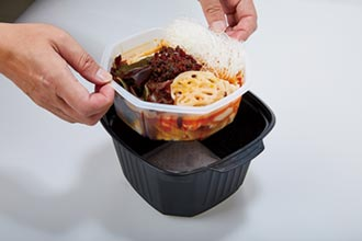 自熱食品鎖定單身族
