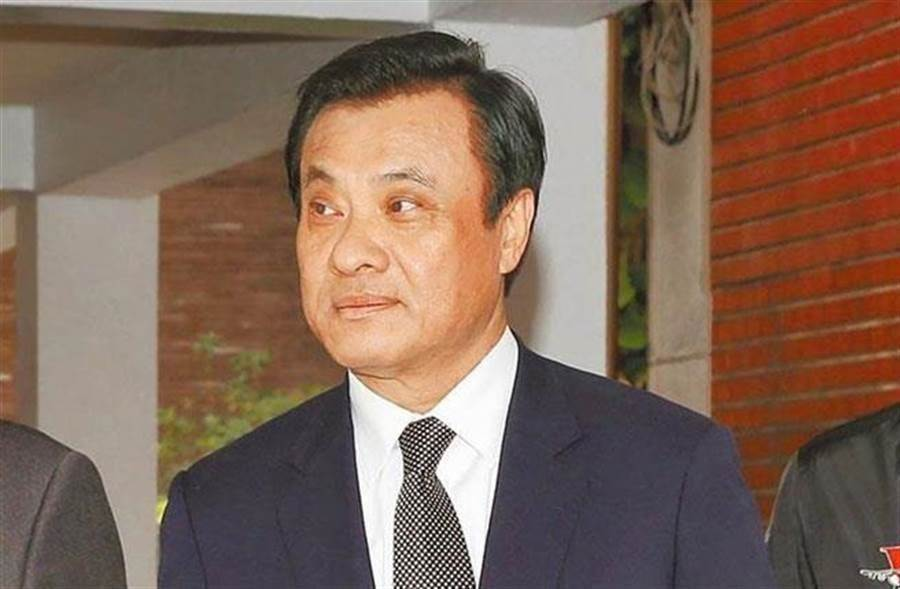 前總統府秘書長蘇嘉全。(本報資料照)