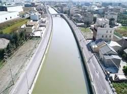 哈格比颱風雨炸台灣  海線南山水截水溝1、2期明年完工