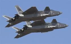 殲-20總師證實設計受美啟發 指威龍比F-31更適合上航母