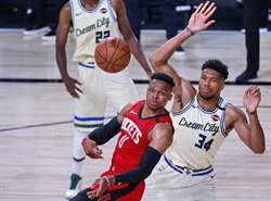 NBA》公鹿想搶東區龍頭席位 慘遭火箭拒絕