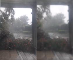 哈格比狂風暴雨!客人直催他爬屋頂裝第四台 理由傻眼:要我找死