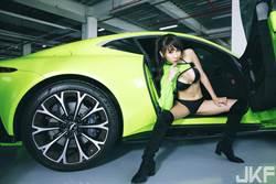 少年007的狂放英倫座駕 Aston Martin Vantage