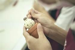 只送不賣的限量驚喜 手工捏製「仙人掌肥皂」造型激萌