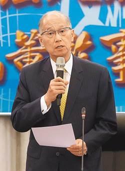 李大維接府祕書長 黨政高層:不讓執政團隊陷入派系糾紛