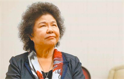 陳菊主持首次院會 人民的聲音就是上帝的聲音