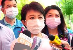 盧秀燕宣布 五場所戴口罩實名制 贊成入境外籍人士普篩