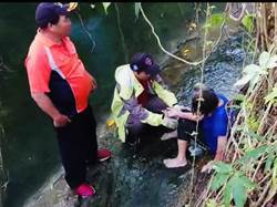嘉義7旬婦失聯24小時 呆坐水溝旁被尋獲
