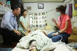 嘉縣「管路安心計畫」 提供插管個案全天完善照護