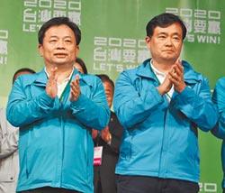 總統府祕書長人選 點名1卓雙耀