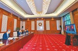 北京聯歐拉日 破解美外交封鎖