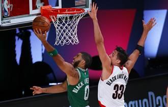 NBA》塔圖剪髮變準 綠衫軍險退拓荒者
